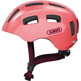 ABUS Youn-I 2.0 Helmet Youth, pomarańczowy